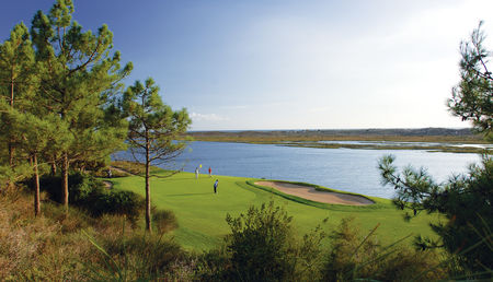 Overview of golf course named San Lorenzo Golf Club