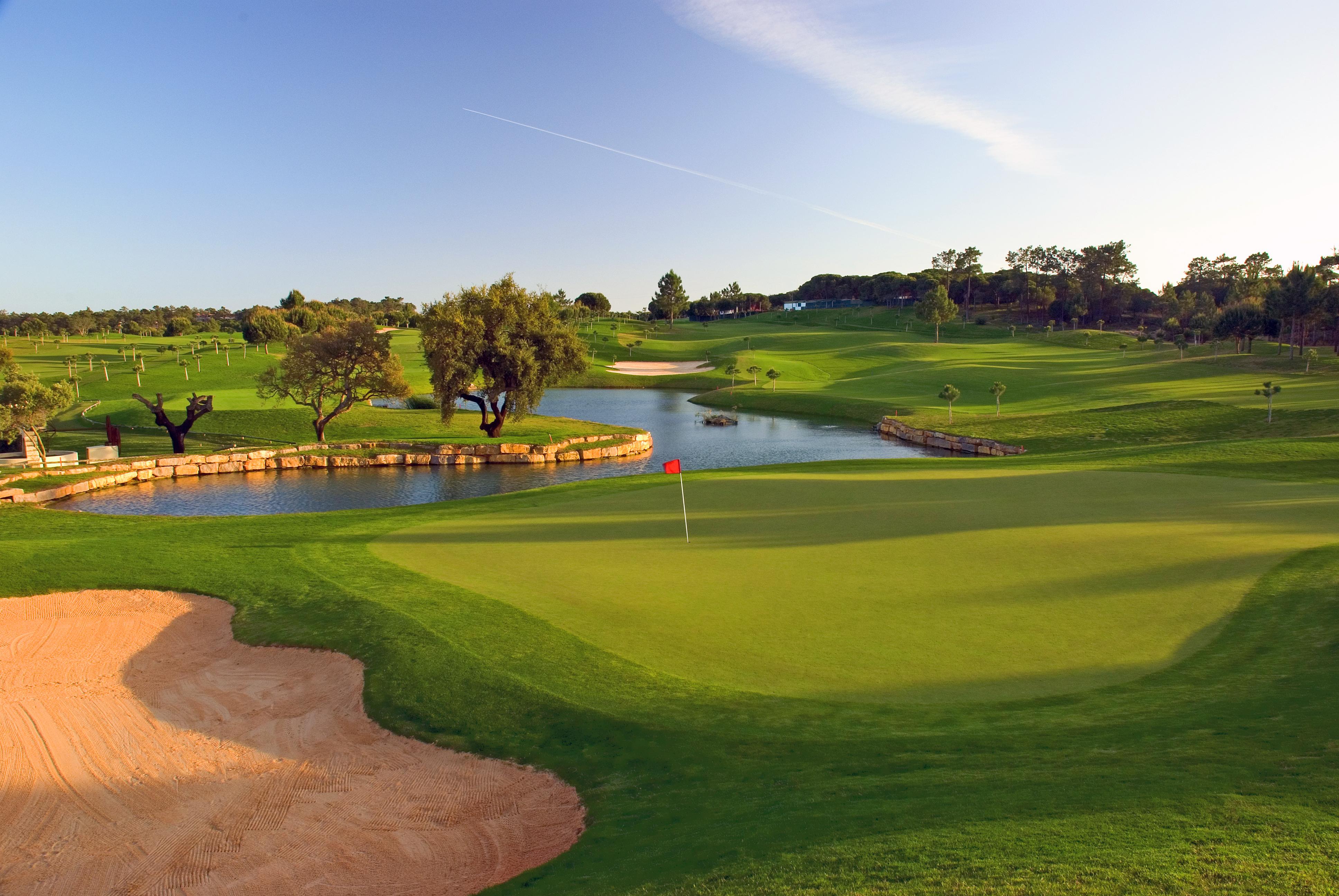 Overview of golf course named Pinheiros Altos Golf Resort