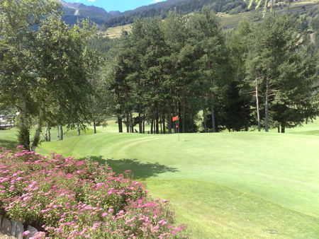 Bormio golf club cover picture