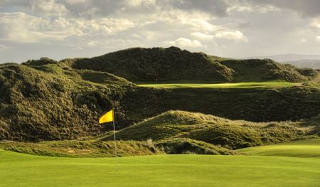 Tralee golf club cover picture