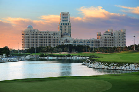 Al hamra golf club cover picture