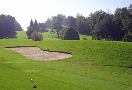Overview of golf course named Lucerne Golf Club