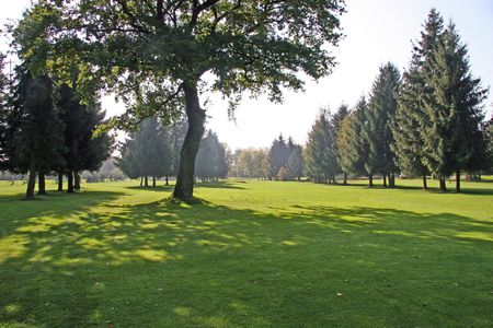 Overview of golf course named Golfclub Entfelden