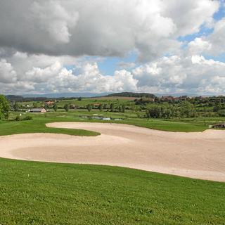Bern golf club cover picture