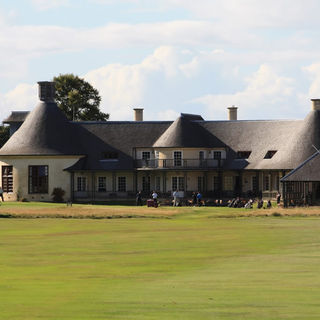 Alwoodley golf club cover picture