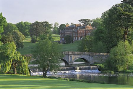 Overview of golf course named Brocket Hall Golf Club