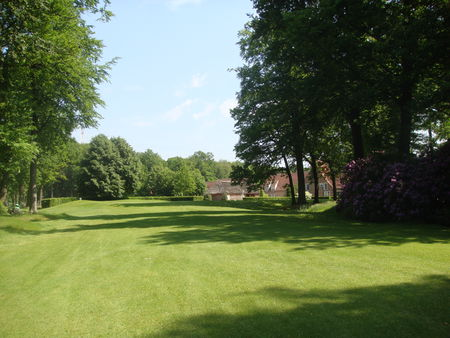 Overview of golf course named Bossenstein Golf and Polo Club