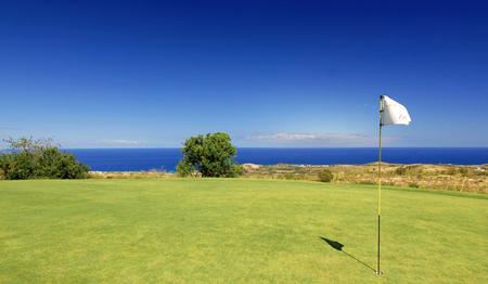 Overview of golf course named Golf Du Bassin Bleu