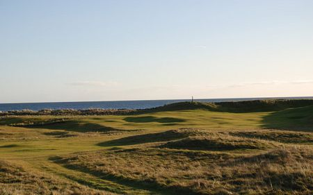 Overview of golf course named Golspie Golf Club