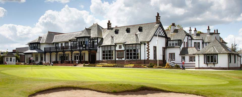 Royal burgess golf club cover picture