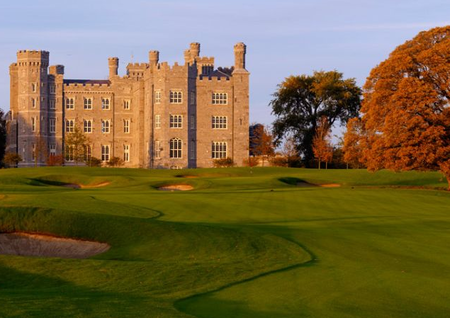 Overview of golf course named Killeen Castle Golf Resort