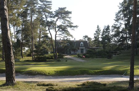Overview of golf course named Morfontaine Golf Club