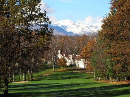 Overview of golf course named Golf Club Biella Le Betulle