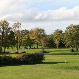 Castle barna golf club cover picture