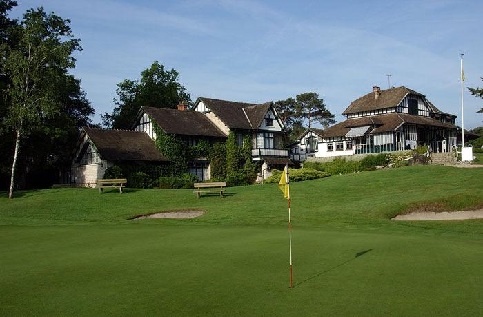 Golf de fontainebleau cover picture