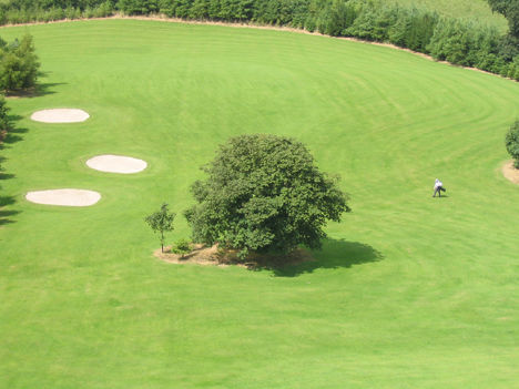 Ballymote golf club cover picture