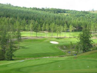 Overview of golf course named Macreddin Golf Club
