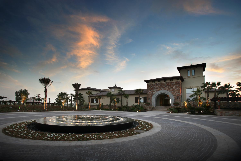 Overview of golf course named Saadiyat Beach Golf Club