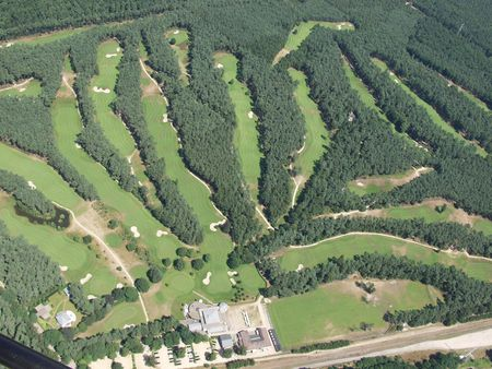 Overview of golf course named Golf and Country Club Herkenbosch