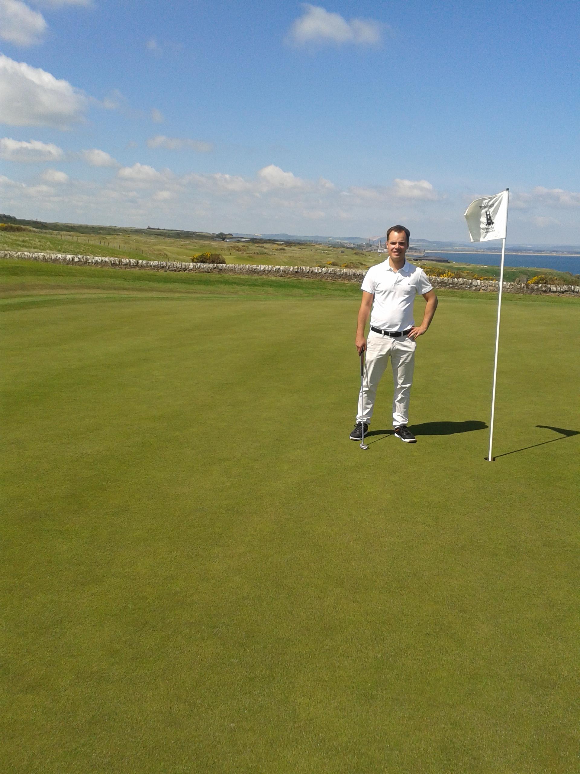 Avatar of golfer named Philipp Uhrig