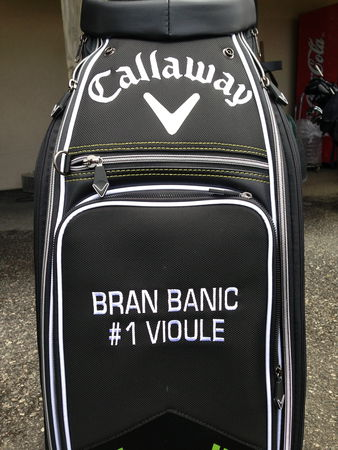 Profile cover of golfer named Bran Banic