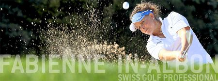Profile cover of golfer named Fabienne In-Albon