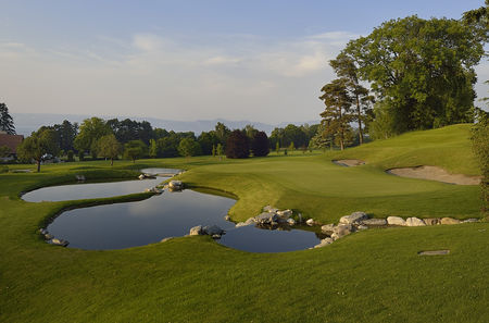 Preview of album photo named Evian Resort Golf Course