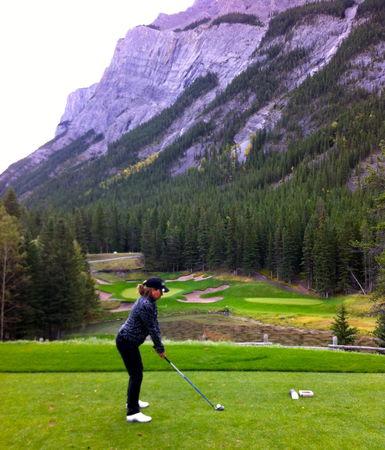 Profile cover of golfer named Susanita Golfbelles
