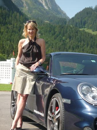 Profile cover of golfer named Nicole Meienhofer