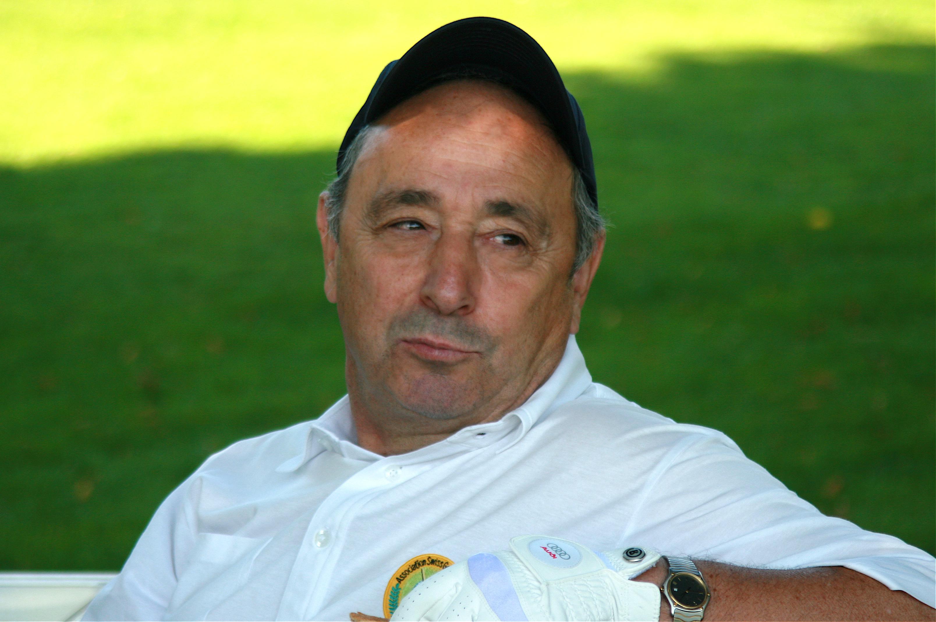 Avatar of golfer named Rey  Jacky