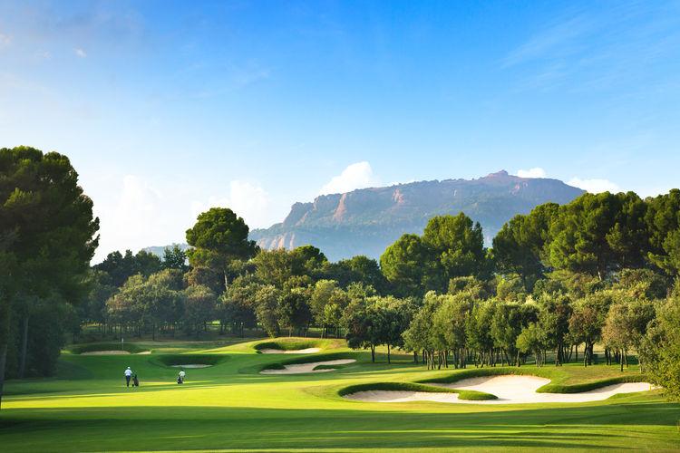 Real club de golf el prat cover picture