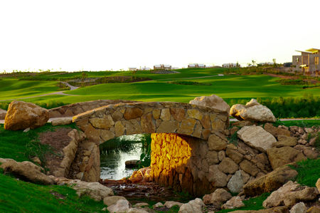 Casa Green Golf Club Cover Picture