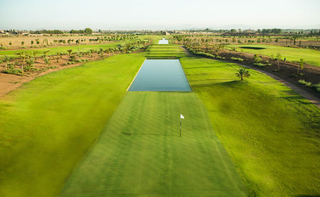 Overview of golf course named Noria Golf Club