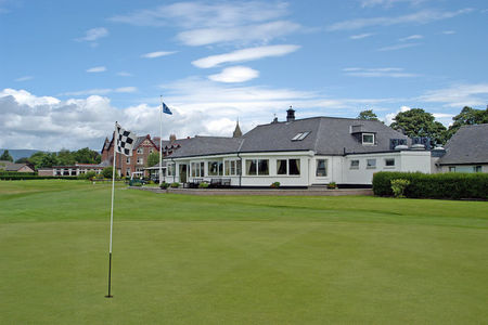Edzell Golf Club Cover Picture