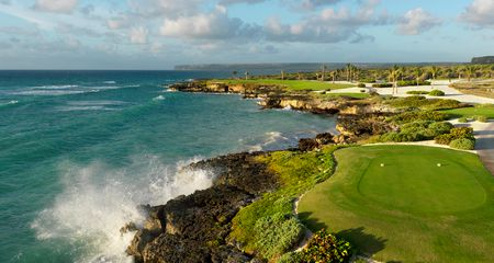 Overview of golf course named Campo de Golf Punta Espada