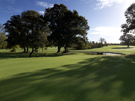 Edenmore golf and country club cover picture