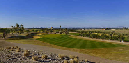 Overview of golf course named Assoufid Golf Club