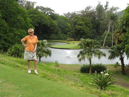 Profile cover of golfer named Karen Misuraca