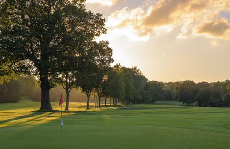 Finchley Golf Club Cover Picture