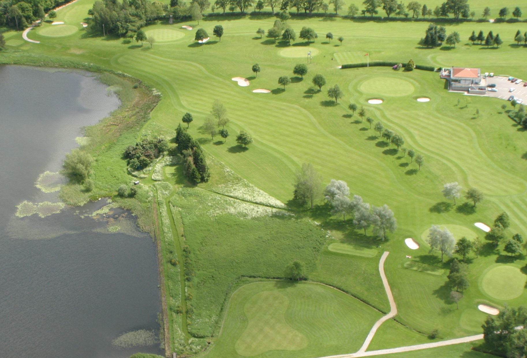 Aboyne golf club cover picture