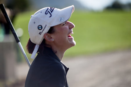 Profile cover of golfer named Melanie Fischer