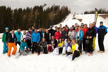 Preview of album photo named SKI & GOLF Slovakia Championship 2013