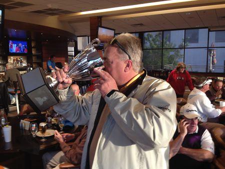 Avatar of golfer named Brady Nelson