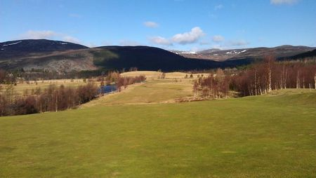 Overview of golf course named Braemar Golf Club