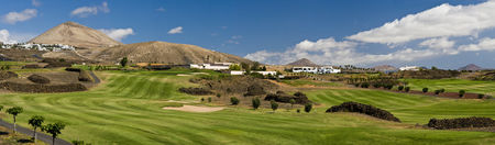 Overview of golf course named Lanzarote Golf Resort