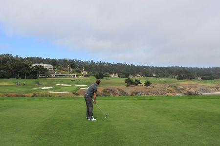Profile cover of golfer named Stuart Wright