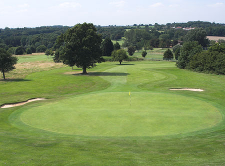 Overview of golf course named Redbourn Golf Club