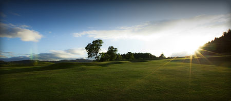 Pitlochry golf club cover picture