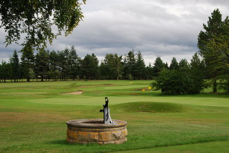 Elgin Golf Club Cover Picture