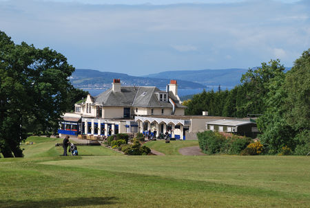 Overview of golf course named Helensburgh Golf Club